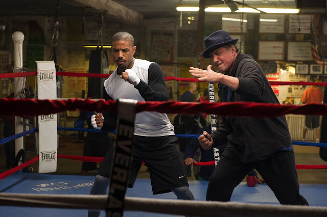 CREED Trailer, Rocky Comes Out of Retirement