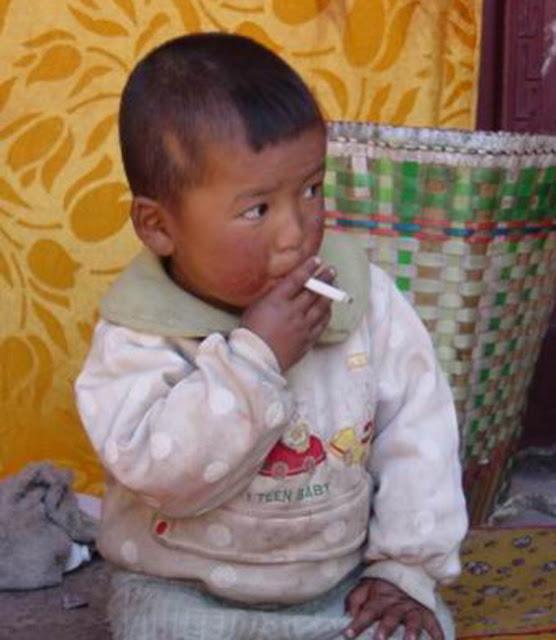 criancas fumando fotos eu adoro morar na internet