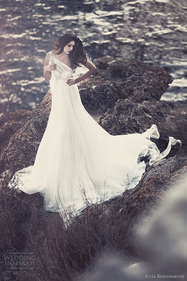فساتين زفاف مميزة 2014 - فساتين زفاف 2014 - موديلات فساتين زفاف 2014