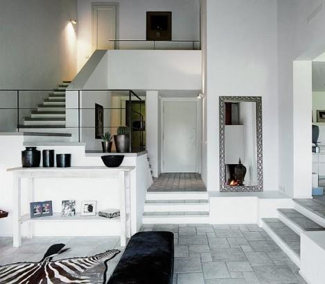 modern italian interior design