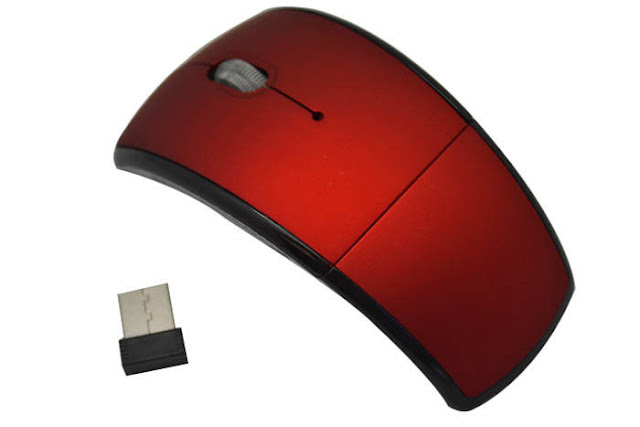 mouse wireless rosu