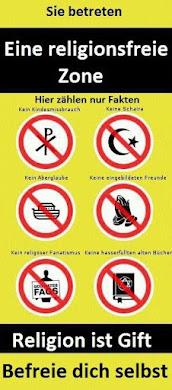 Religionsfreie Zone