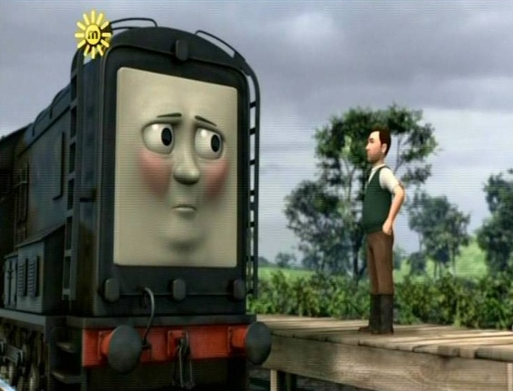 diesel from thomas and friends - photo #10