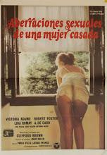 Aberraciones sexuales de una mujer casada (1981)