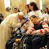 Ο Πάπας στην Ασίζη για  την Παγκόσμια Ημέρα των Ζώων...