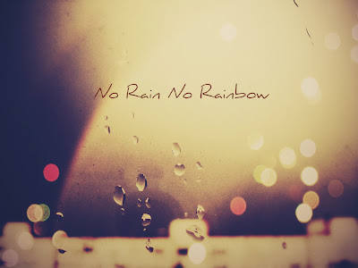 Rainy days, loss, comfort,
