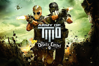 army of two devils cartel 850x566 wallpaper Army of Two: The Devils Cartel   Wallpaper, Screenshots, & Press Release