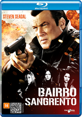 Filme Poster Bairro Sangrento BDRip XviD Dual Audio & RMVB Dublado