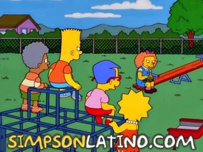 Los Simpson 12x16