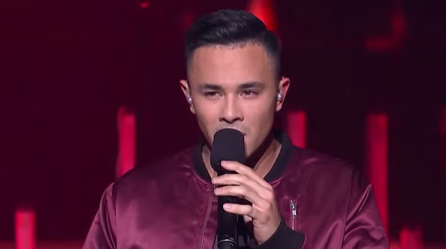 Fil-Aussie Cyrus Villanueva enters X Factor Australia Grand Finals