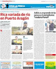 Nota del diario Popular 13/9/2012
