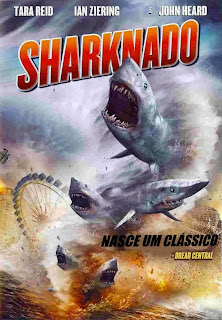Sharknado - BDRip Dual Áudio