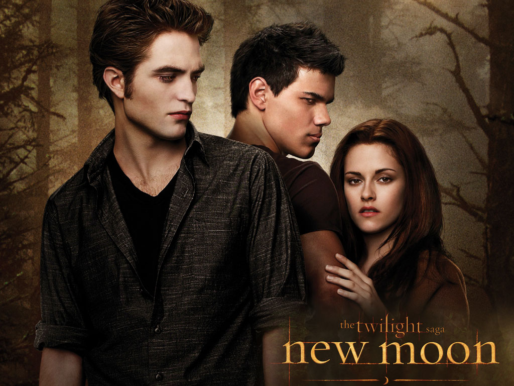 Fangs For The Fantasy: Wednesday Reboot: Twilight New Moon