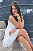 Ashwini latest sizzling photos in white-thumbnail-19