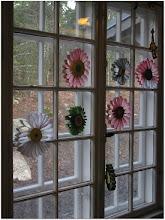 Keväisiä kukkasia