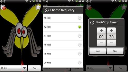 Aplikasi Gratis Pengusir Nyamuk Android