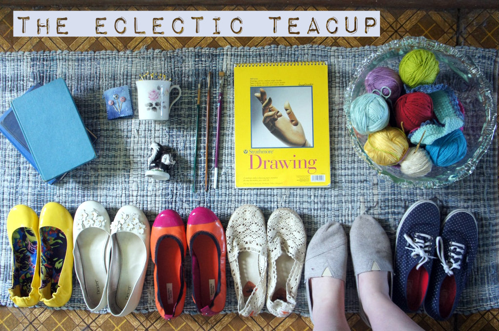 The Eclectic Teacup