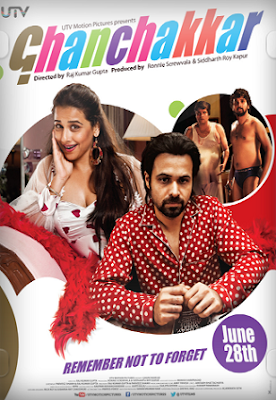 Ghanchakkar (2013) 350MB DVDRip