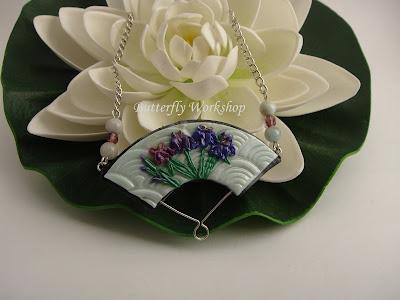 ventaglio giapponese iris
