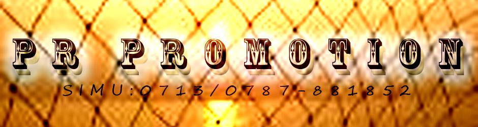 Karibu PR Promotion Blog