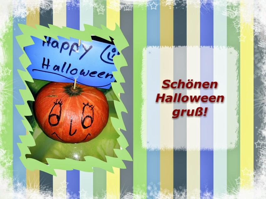 Happy Halloween Grußbilder kostenlos