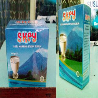 Susu Kambing Etawa Medan