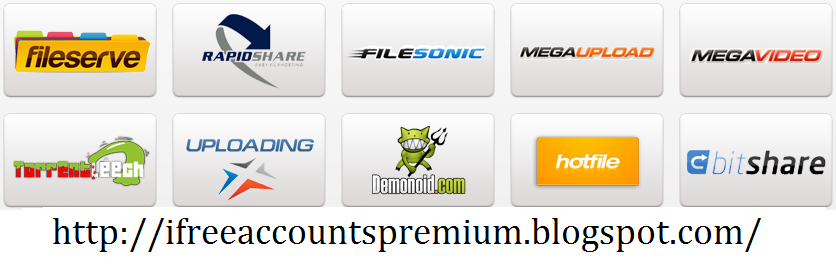 Free Premium Accounts 2011 Sharecash,Oron,FileSoni