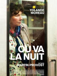 Ou Va La Nuit Poster