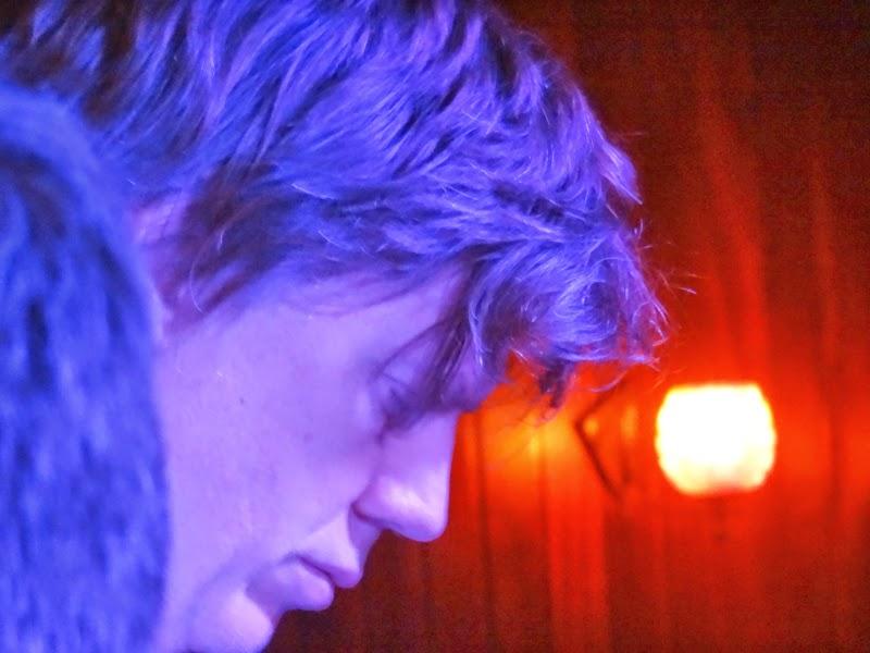 31.03.2014 Köln - King Georg: Thurston Moore w/ Steve Shelley & Jason Sedwards