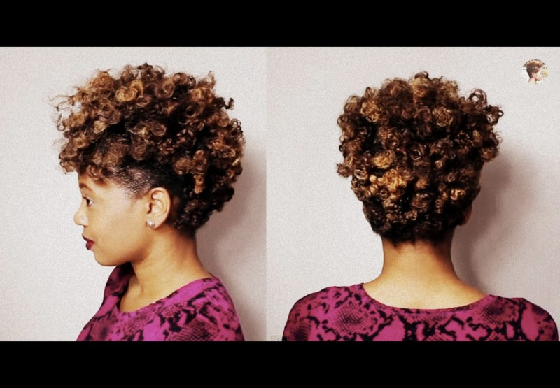 The Faux Tapered Cut for Natural Hair | CurlyNikki | Natural Hair Care