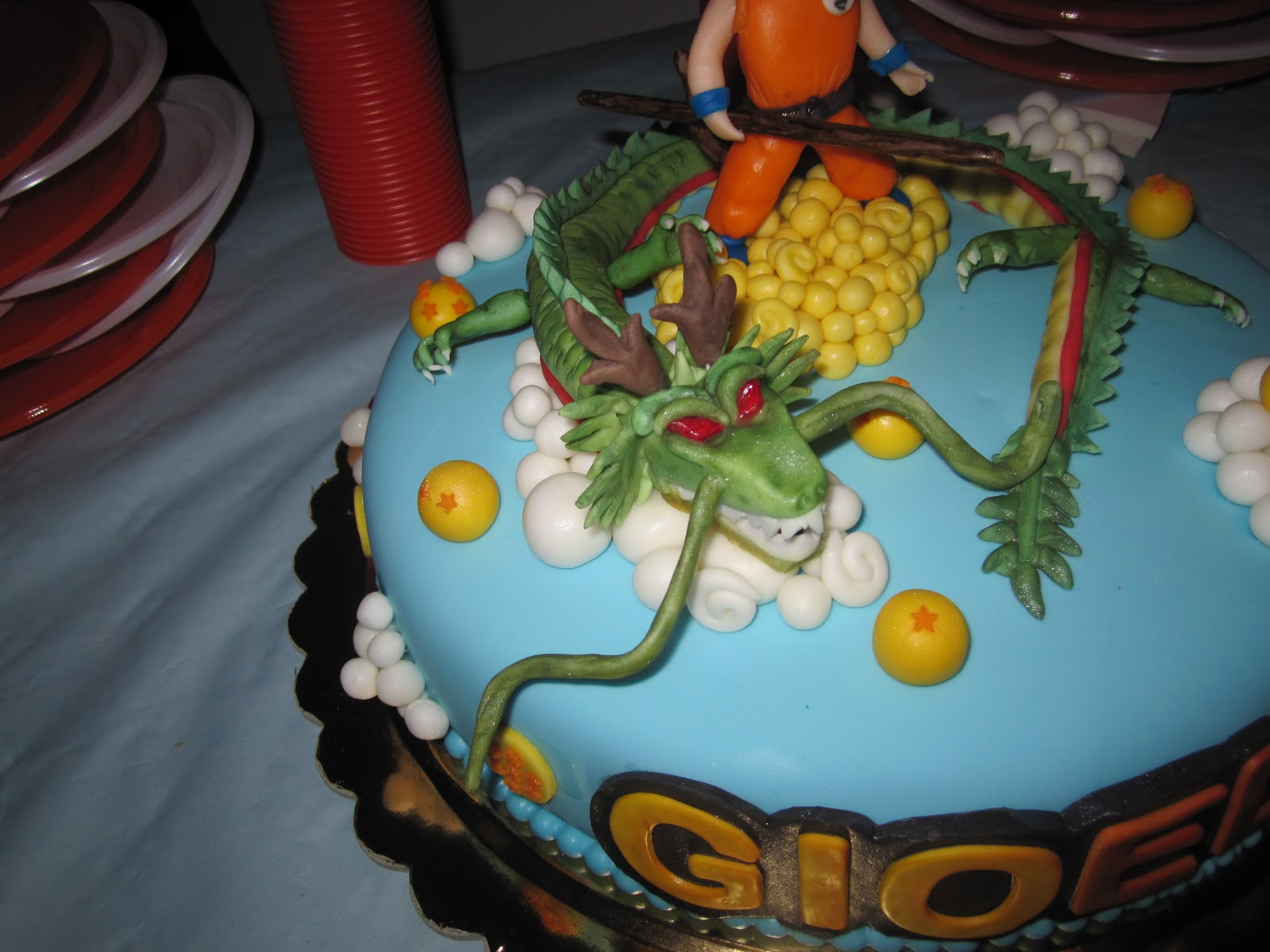 Torta con drago cake ideas and designs for Decorazioni torte ninjago