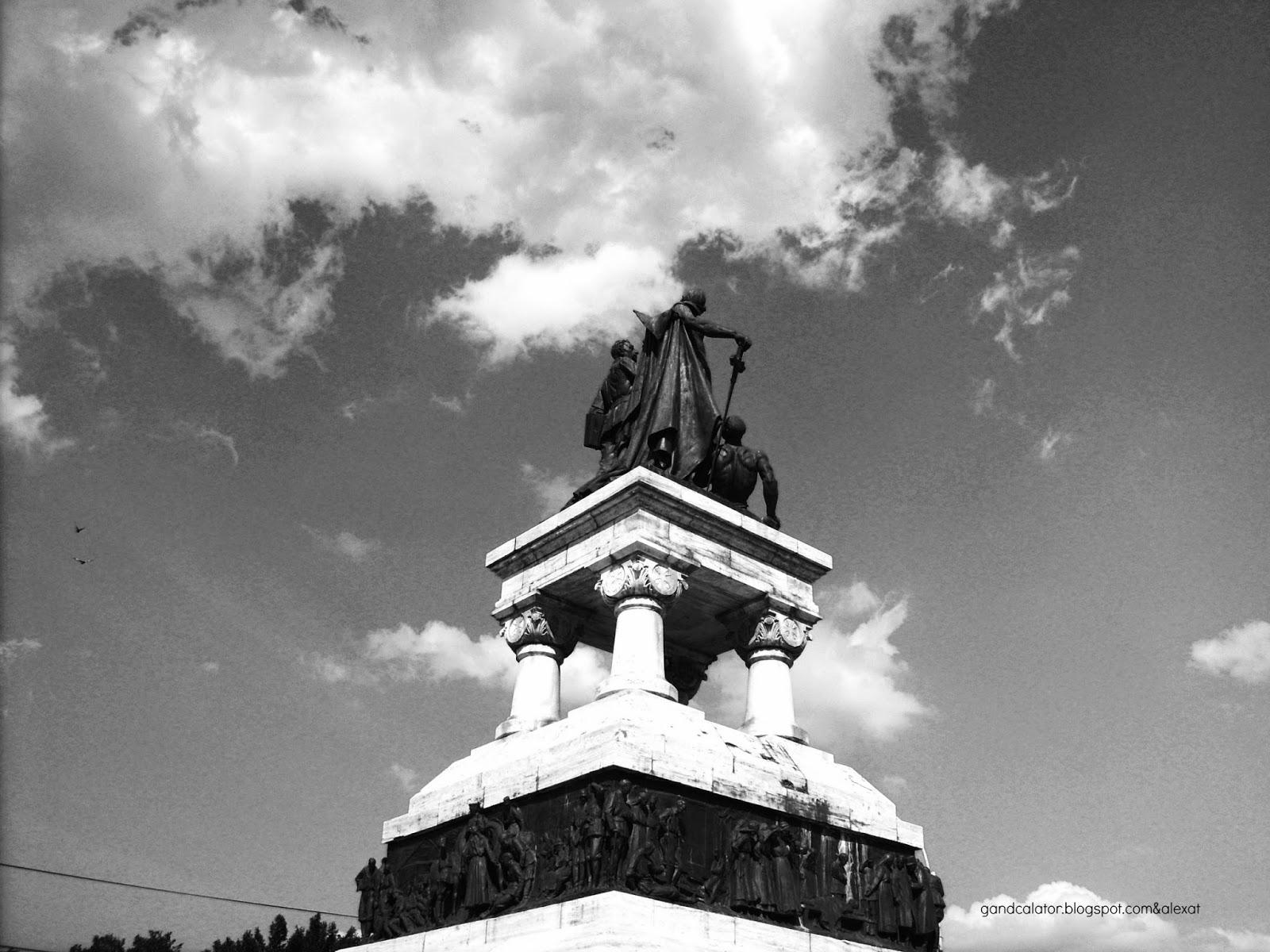 Monumentul Eroilor Sanitari. Medical Heroes Monument. 1932.