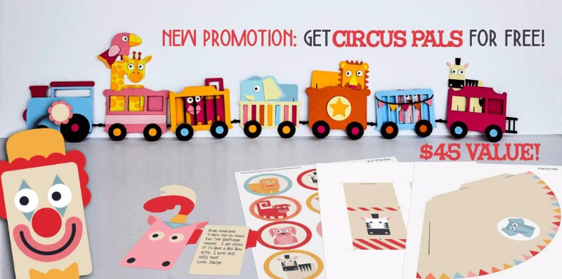 Circus Pals COLLECTION