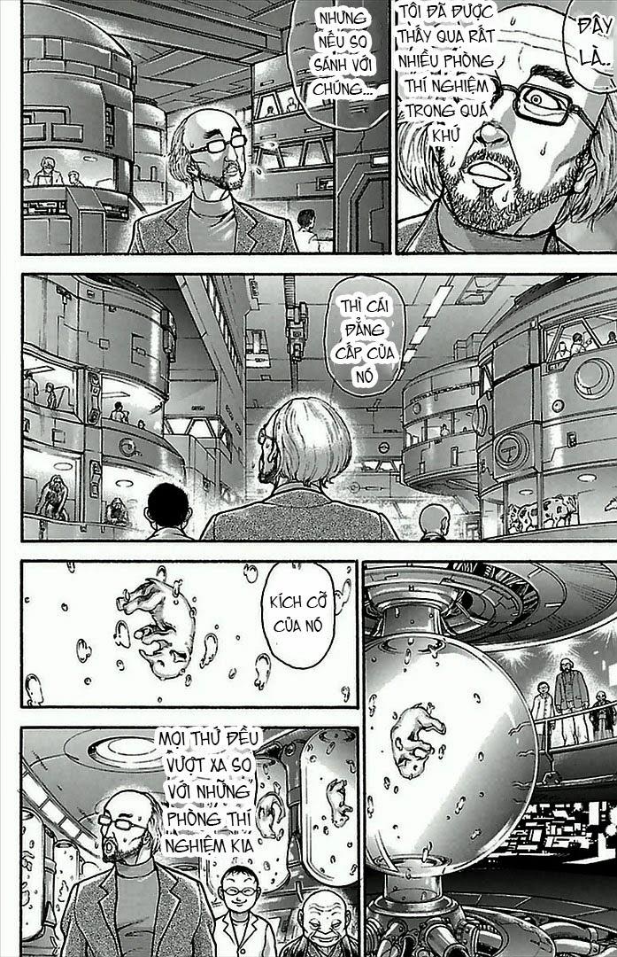 Baki Dou chap 5 Trang 18 - Mangak.info