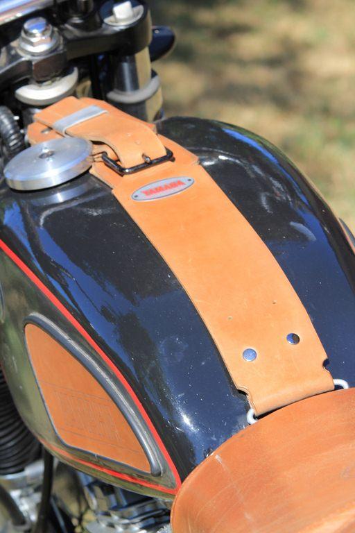 2002 YAMAHA XT 600 SCRAMBLER | CUSTOM MOTORCYCLE BY FRANCO TORCIANT