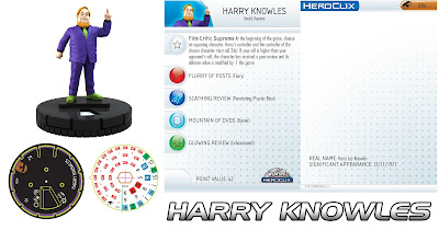 Comic-Con Episode IV: A Fan's Hope DVD & Heroclix Combo Pack - Harry Knowles of AICN Heroclix
