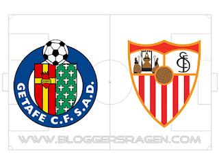 Prediksi Pertandingan Sevilla vs Getafe