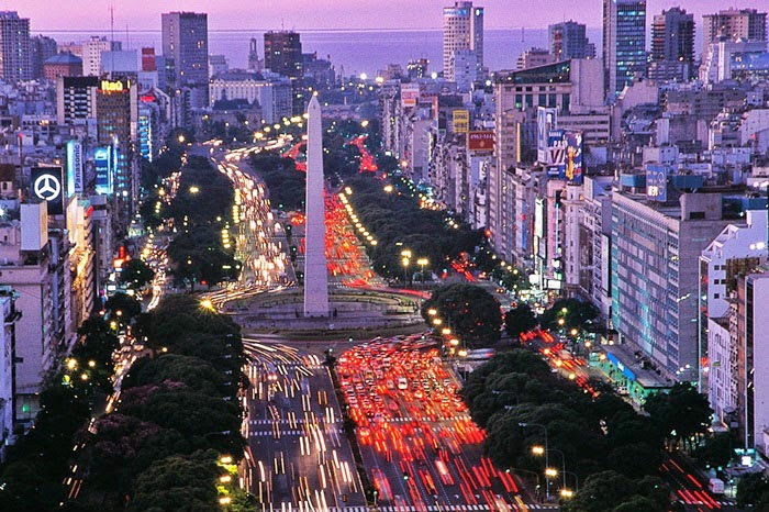 25 Cities you should visit in your lifetime : Buenos Aires