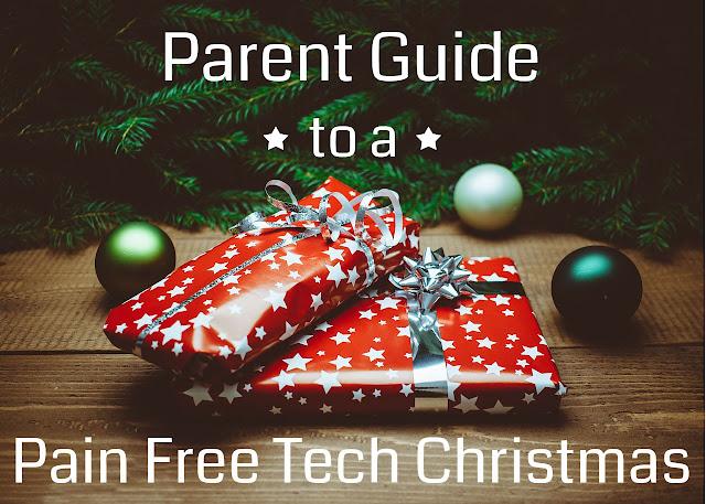 parents guide pain free tech christmas