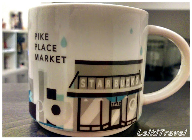 Pike Place Market 星巴克 咖啡杯