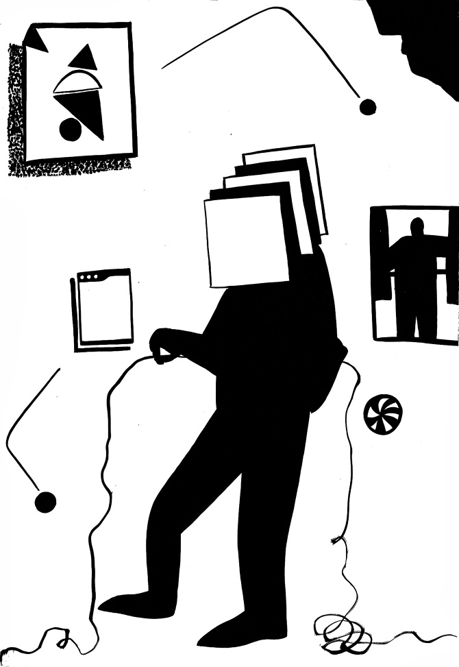 ©Eddie Perrote - Saving Changes...Ilustración | Illustration