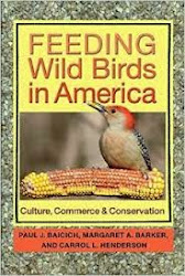 Next WildRead Begins May 1: Feeding Wild Birds in America Culture, Commerce, and Conservation