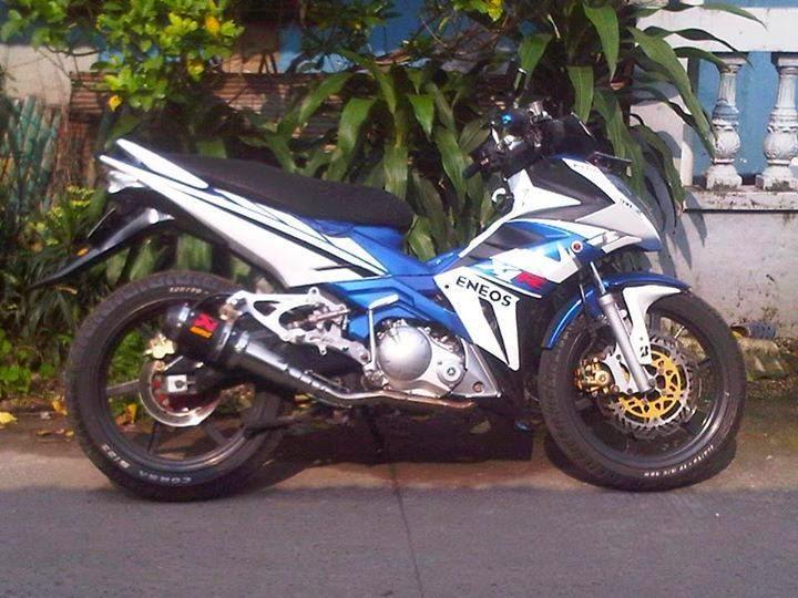 Modif Motor Yamaha Jupiter 2004
