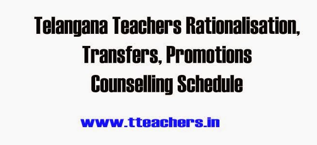 Teachers Rationalization in Telangana , TS Schools Rationalization, Teachers Transfer, Teachers Promotion, Rationalization Promotions Transfers counselling in Telangana, Surplus Teachers identification,  Schools,S.A Post Rationalisation,SGT,PET,GHM,Employees,   Posts and Staff  Rationalisation Norms, Schools Rationalization Norms, Surplus Posts Shifting in Telangana State, Primary Schools, UP Schools, High Schools Staff Pattern for Rationalization, Rationalize the teaching staff in Telangana Schools, TS Schools, TS Teachers and TS Staff Rationalization, RTE Act 2009 norms, RMSA Norms, schedule,Dates,Guidelines