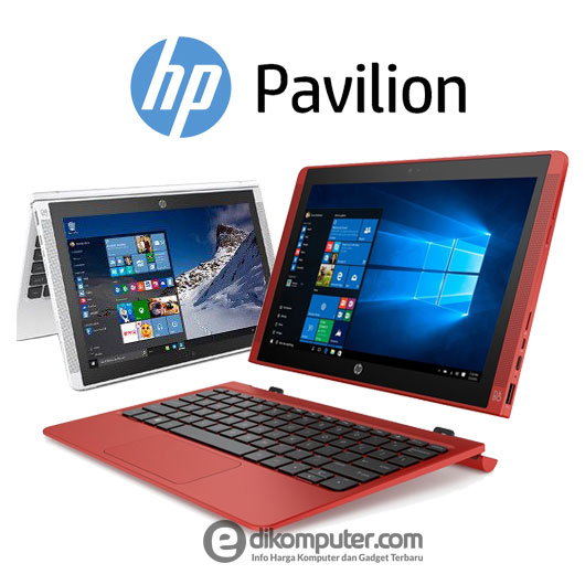 Harga Laptop Tablet HP Pavilion x2 10-n137TU