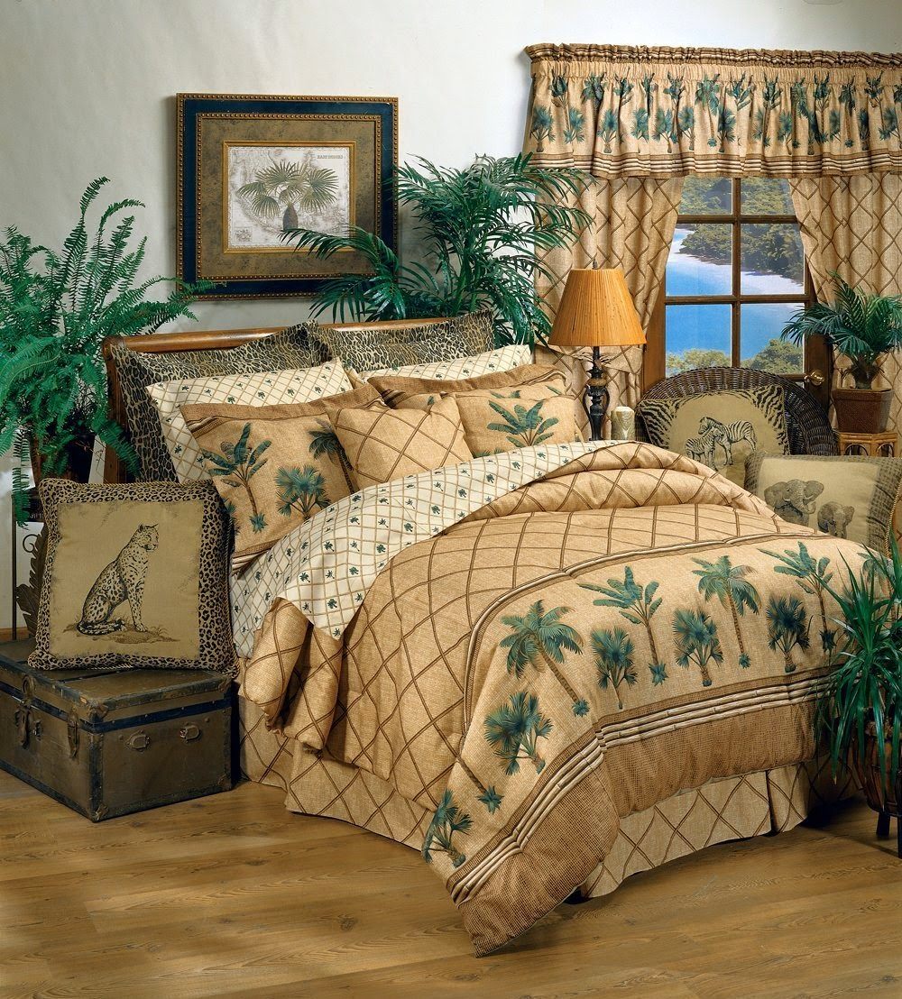 Beach Themed Bedroom Furniture: Bedroom Decor Ideas And Designs: Beach Themed Bedding Ideas