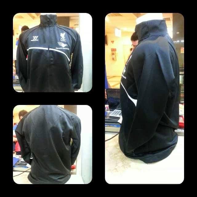 gambaer jaket liverpool warna hitam garuda musim 2014/2015