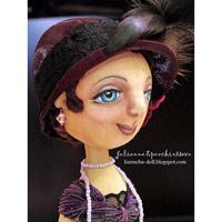 Текстильные куклы, авторские куклы, куклы в смешанной технике, интерьерные куклы
