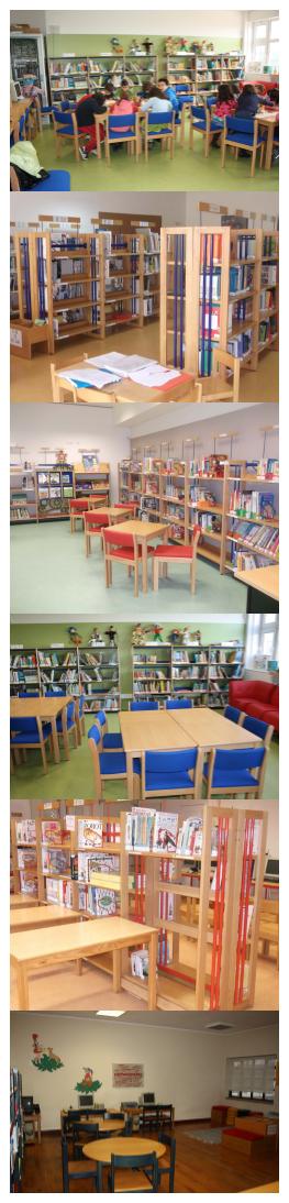 As Bibliotecas