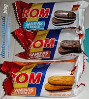 eugenii rom sandvis cel dublu reclama rom